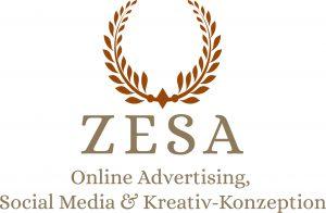 Webdesign der Agentur ZESA aus Kronberg